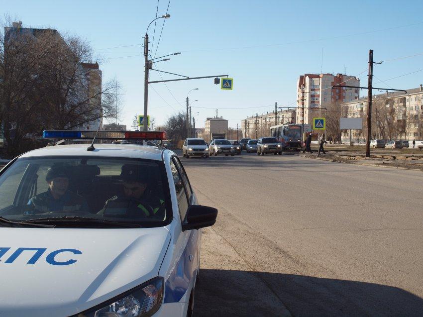 30 пешеходов переходили дорогу с нарушениями ПДД