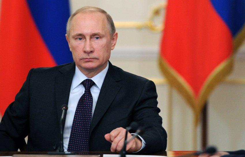 Обращение Владимира Путина к нации