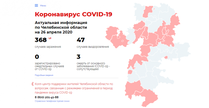 Златоуст стал эпицентром коронавируса на Южном Урале