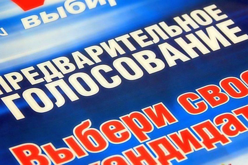 Стартовал всероссийский праймериз!