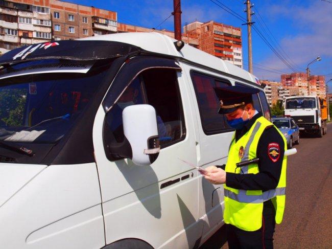 Оценили состояние транспорта и соблюдение масочного режима
