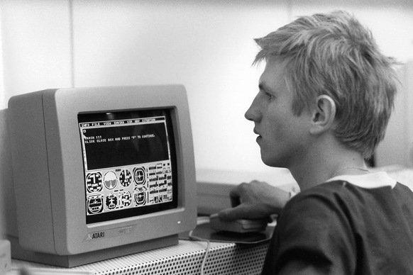 Когда магнитогорцы впервые увидели компьютеры…