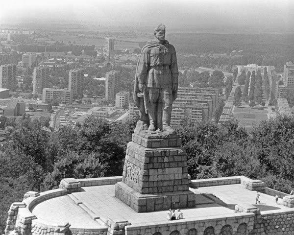 Болгарский Ленин вблизи ЗАГСа