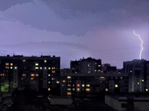 Дойдет ли непогода до Магнитки?