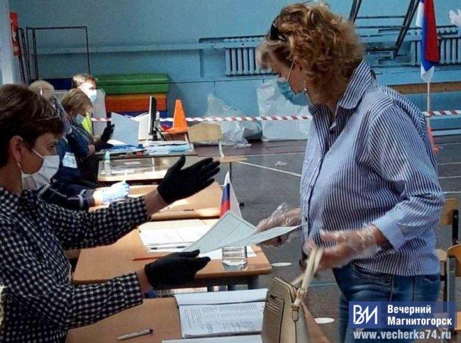 Россияне поддержали поправки в Конституцию