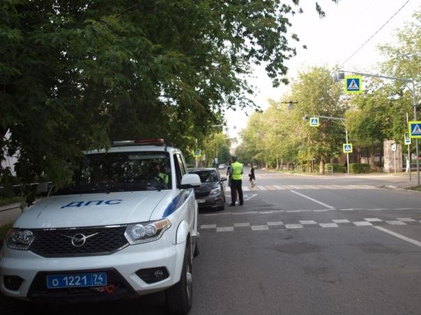 В ДТП пострадали два пешехода