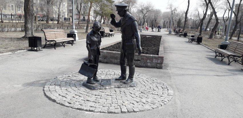 Военному детству посвящается