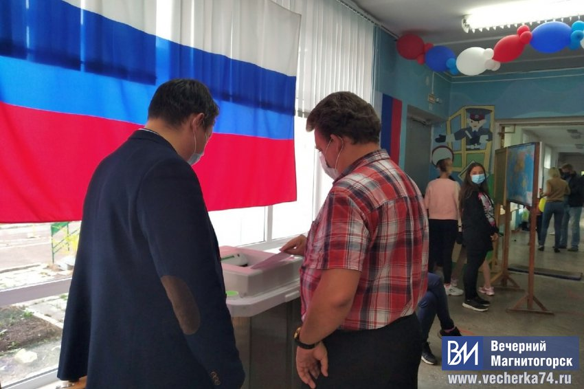 Хроника Единого дня голосования