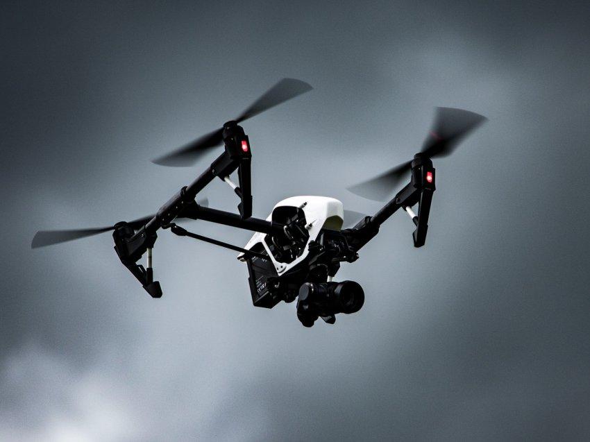Будущее за дронами!