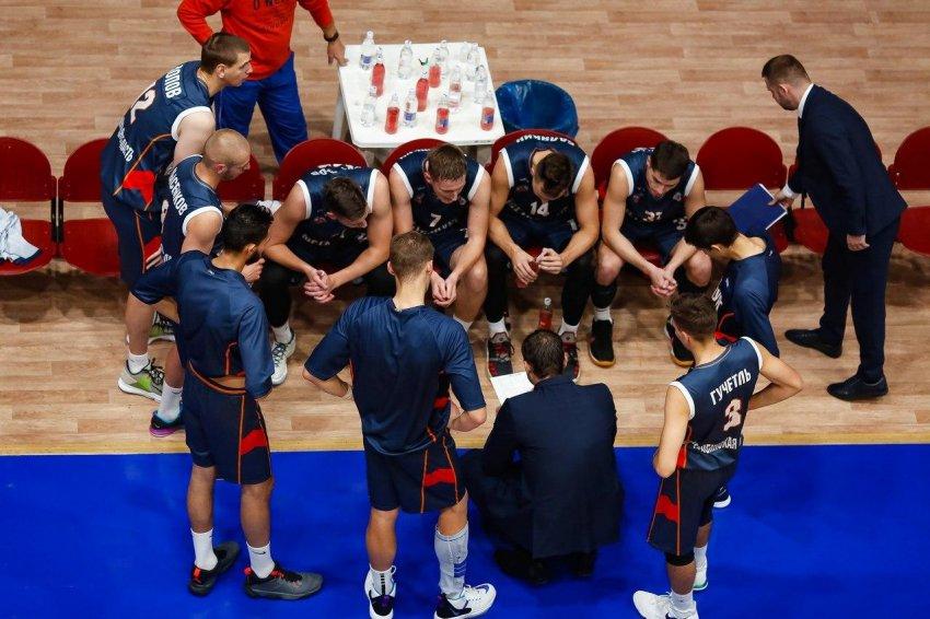 В баскетбольном клубе из Магнитогорска вспышка коронавируса?