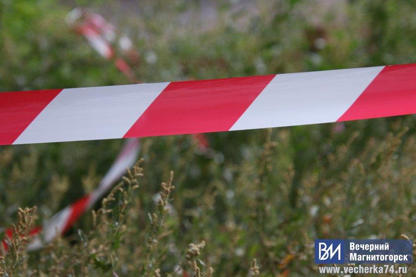 В кустах обнаружили скелет ребёнка