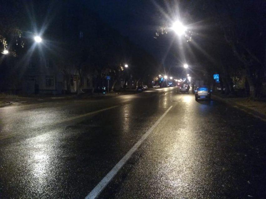 В Магнитогорске сбили пешехода