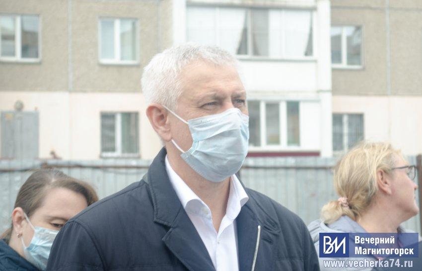 Сергей Бердников вылечился от коронавируса