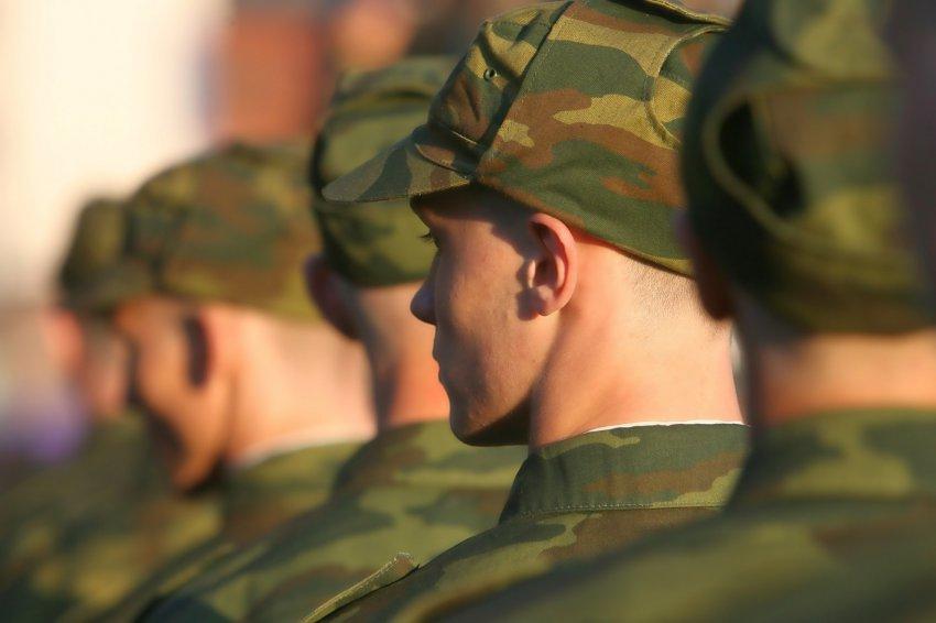 В армию идти готовы!