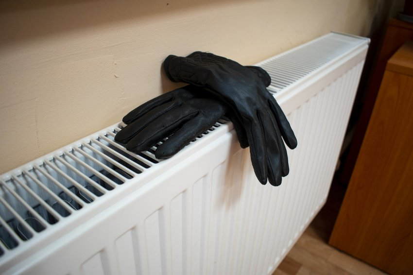 Холодно в квартире? Пишите жалобу!