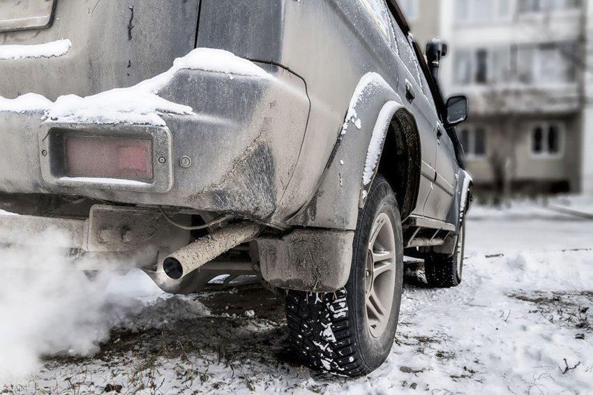 Как не допустить выхлопные газы в квартиру