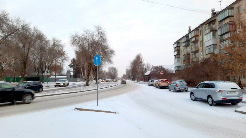 У улицы юбилей