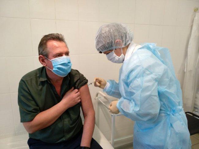 Успей сделать прививку