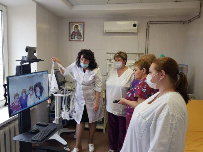 Лечить пациентов поможет телемедицина