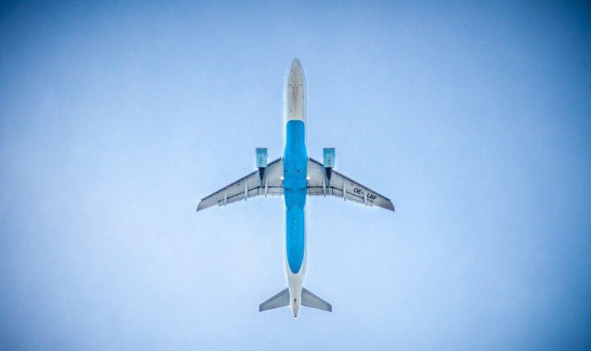 Дебоширил в самолёте