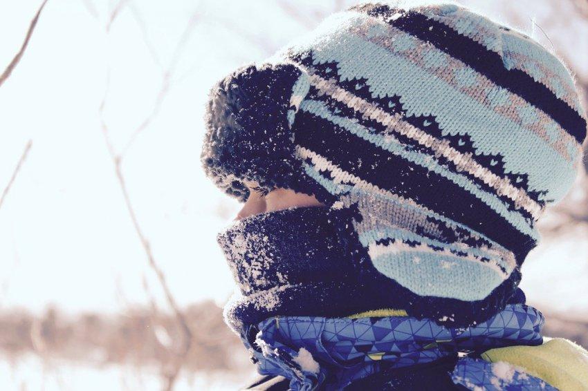 Аномально холодные праздники