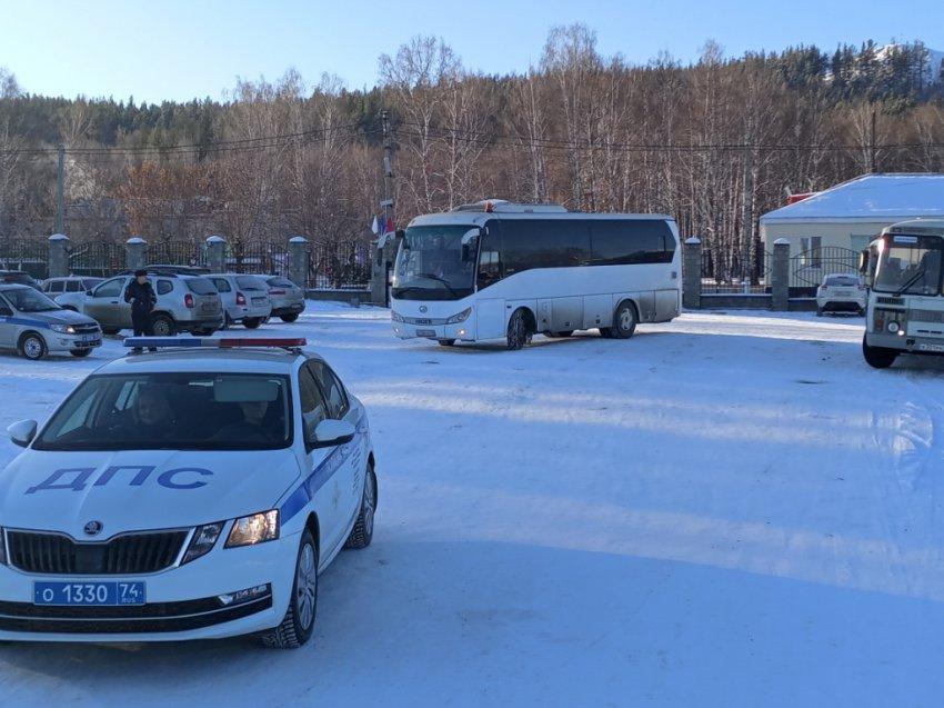 Школьники съездили в резиденцию Деда Мороза