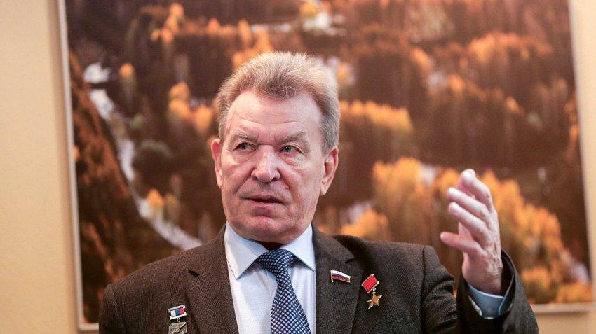 От коронавируса умер депутат Госдумы