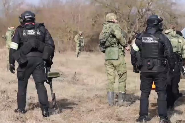 В России ликвидирован опасный террорист