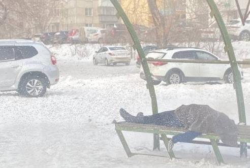 В Челябинске обнаружен труп женщины