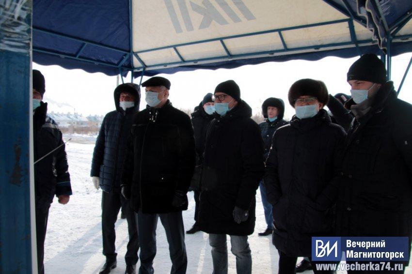 Сегодня в Магнитогорск приезжал вице-премьер Марат Хуснуллин