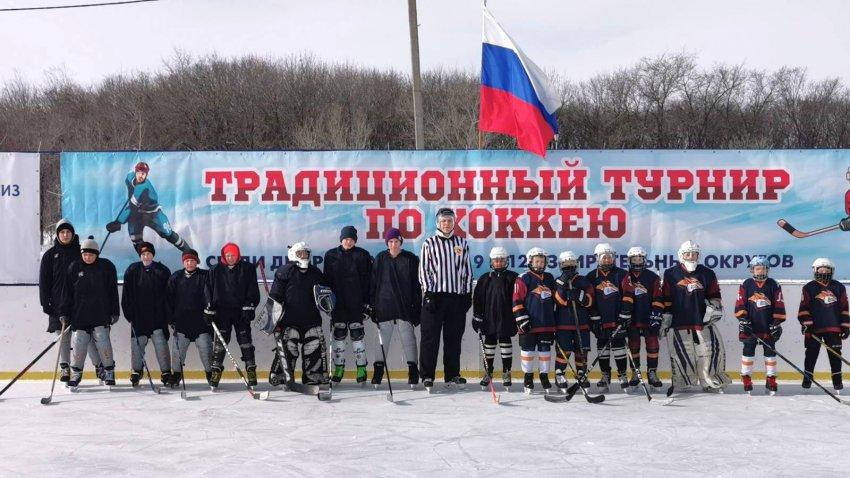 Морозы спорту – не помеха!