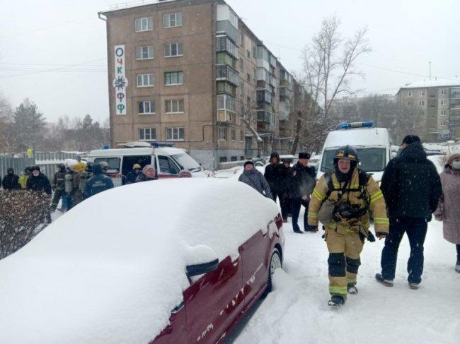 В Магнитогорске произошёл серьёзный пожар