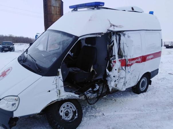 В Минздраве прокомментировали аварию с участием скорой помощи