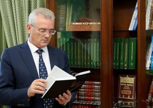 Задержан губернатор Пензенской области
