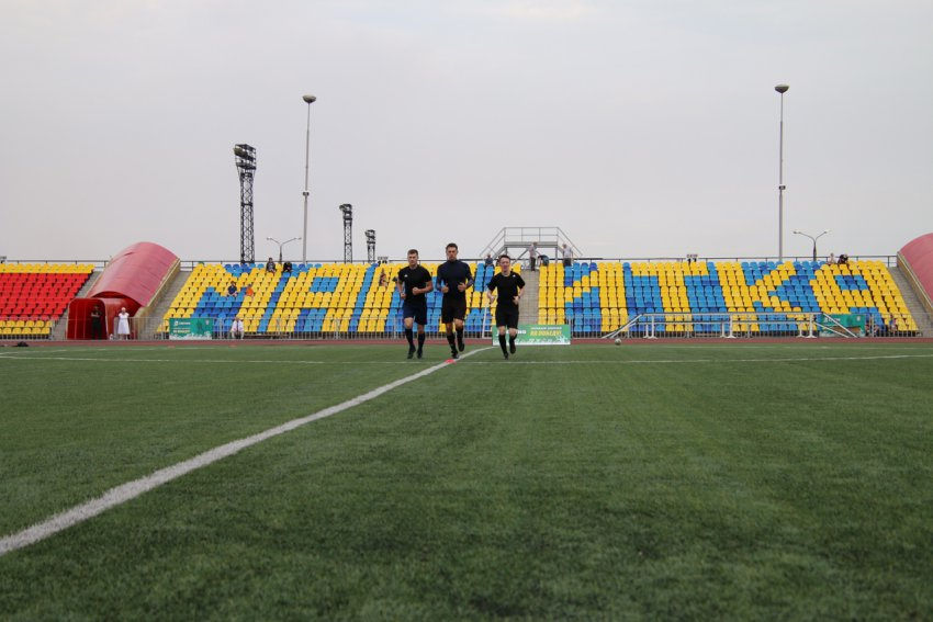 Магнитогорский футбол мог сделать шаг вперёд