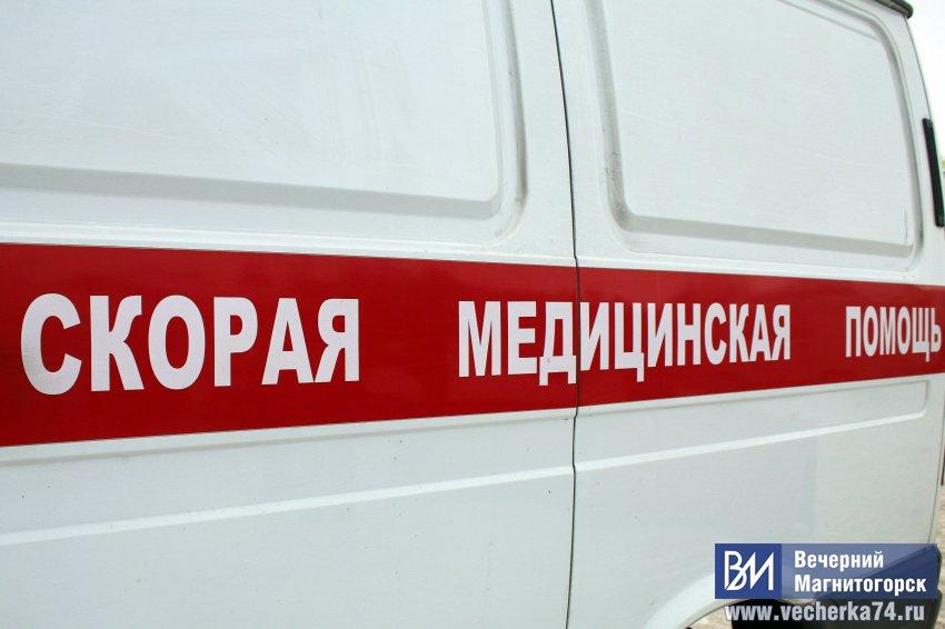 В Магнитогорске из окна многоэтажки выпал мужчина