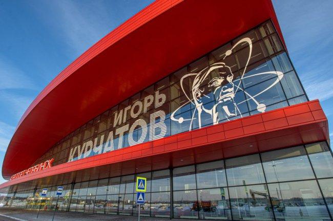Сотрудники ФСБ нагрянули в челябинский аэропорт