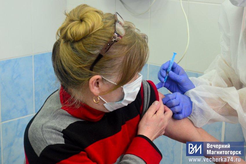 Масштабы вакцинации от коронавируса увеличиваются!