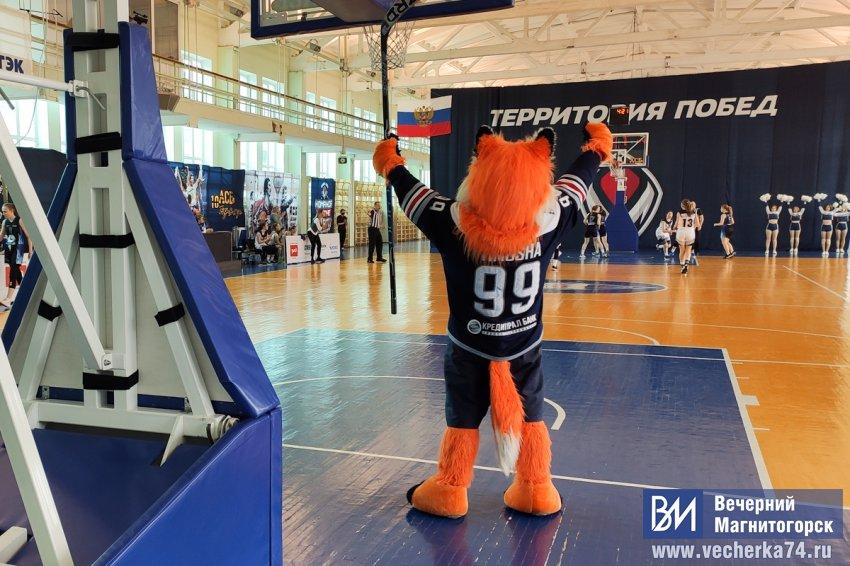 """В Магнитогорске прошёл этап """"Лиги Белова"""""""