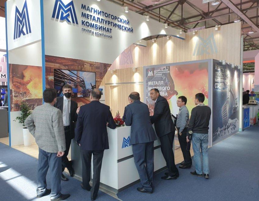 ММК принял участие в международной промышленной выставке в Ташкенте
