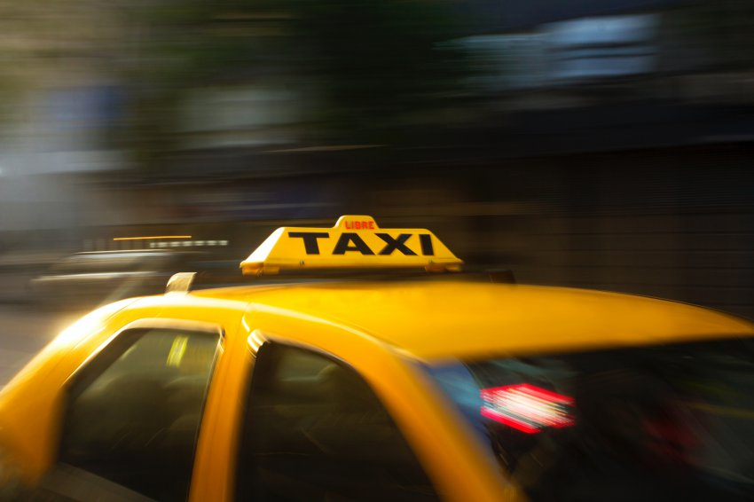Такси, такси, вези, вези…