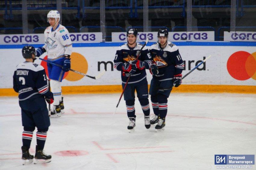 Два хоккеиста «Металлурга» вызваны в сборную России