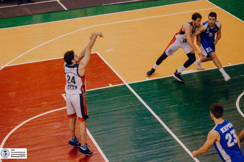 Михаил Лелеков: «Выхлопа для магнитогорского баскетбола нет»