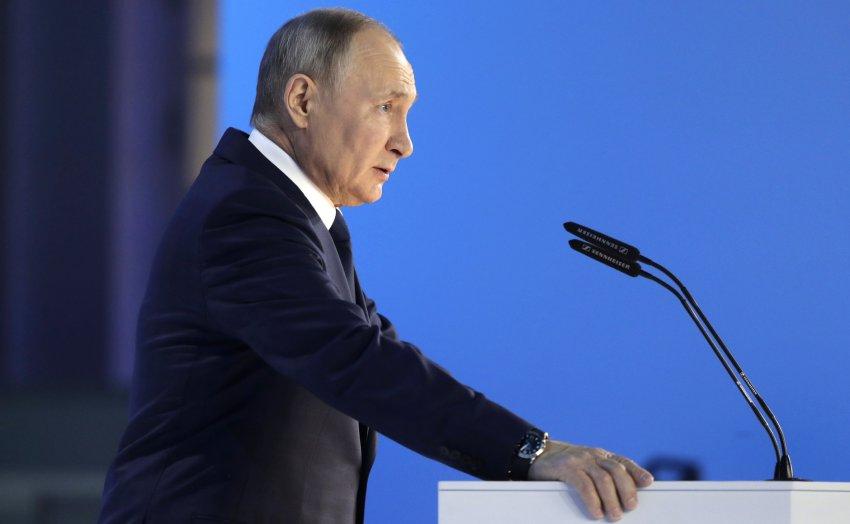 О чём говорил Владимир Путин?
