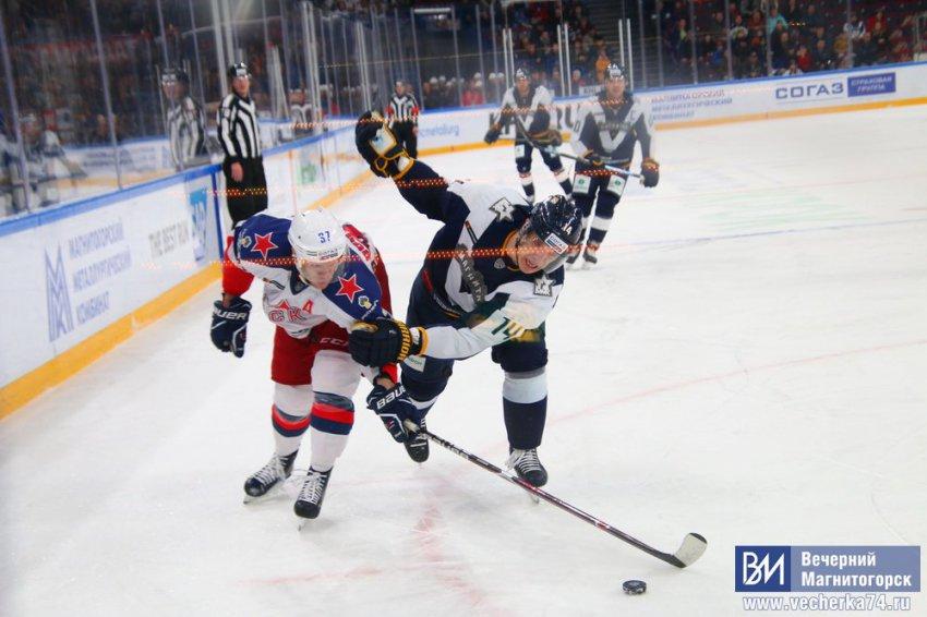 «Металлург» разорвёт контракт с одним из своих хоккеистов