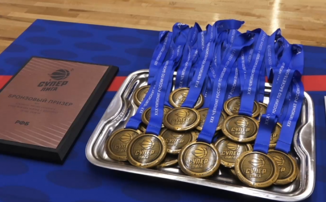 Магнитогорские баскетболисты сражаются за бронзовые медали