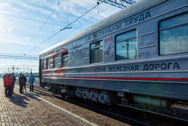 В «Поезде здоровья» привились 265 человек