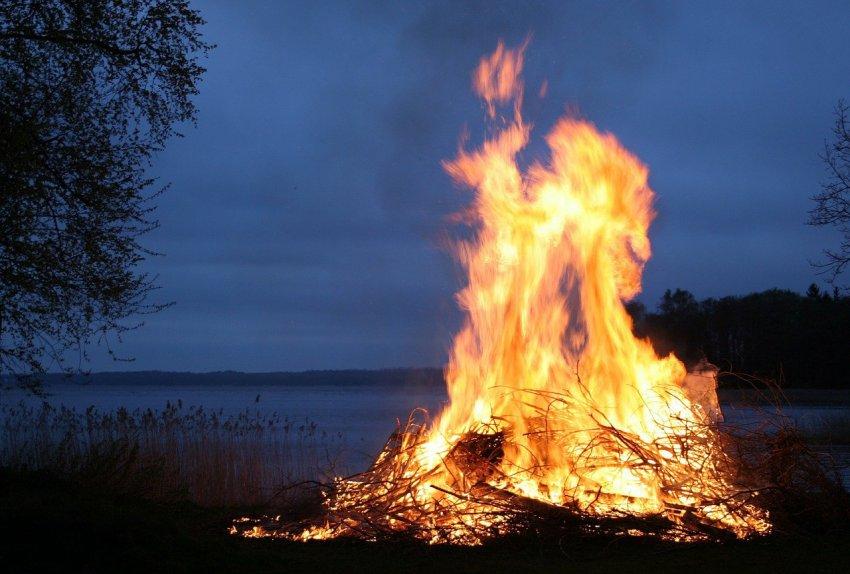 Может случиться пожар