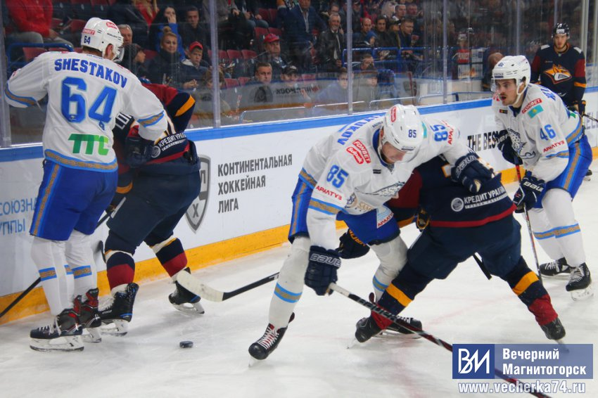 Два хоккеиста «Металлурга» вызваны в сборную Казахстана
