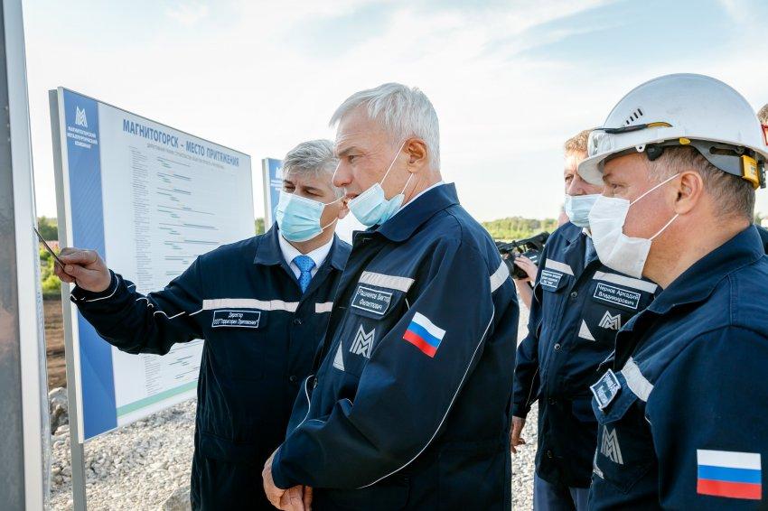Виктор Рашников оценил ход реализации проекта «Притяжение»